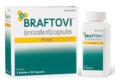 Braftovi 康奈非尼 / Encorafenib